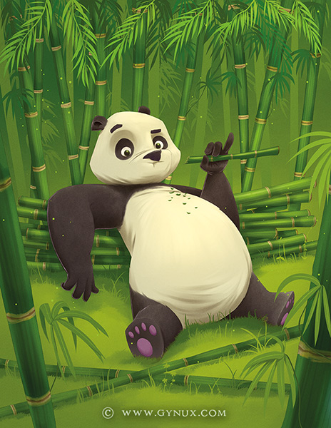 Have a break, have a bamboo
