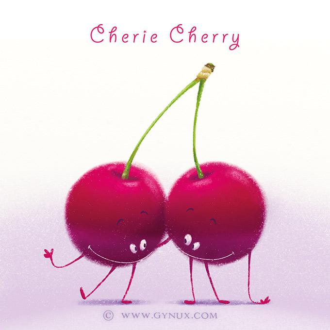 Cherie Cherry